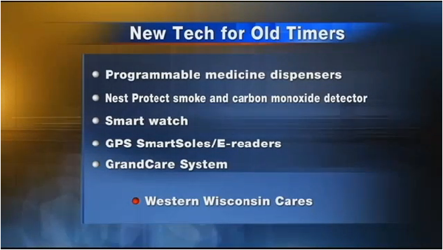"""GrandCare hailed as """"Granddaddy of all Tech Tools for Seniors"""""""