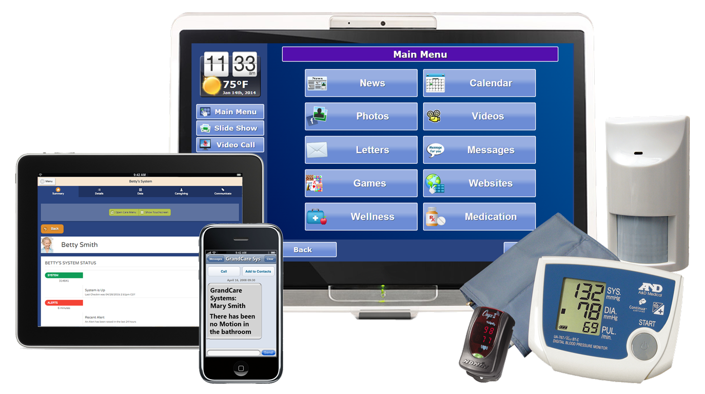 Best elderly monitoring systems
