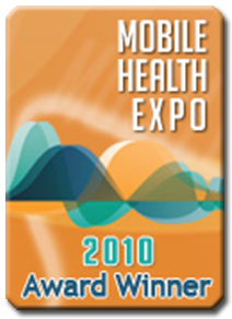 GrandCare Systems Selected as Mobile Health Expo 2010 Award Winner