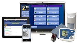 elderly care monitoring system