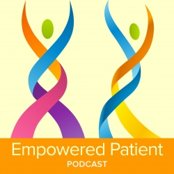GrandCare CEO Laura Mitchell on Empowered Patient Podcast