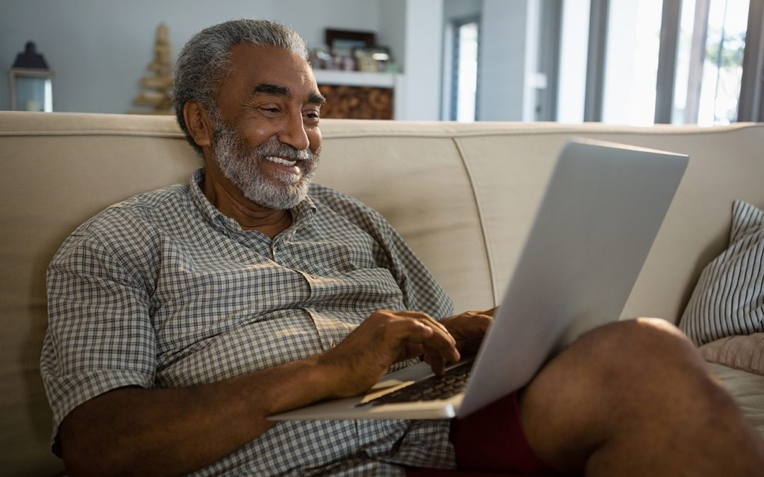 Top 3 Ways Seniors Can Keep Busy and Stay Connected While Self-Quarantining