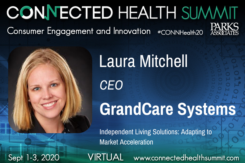 GrandCare to Speak on Independent Living Solutions at Connected Health Summit: Consumer Engagement and Innovation
