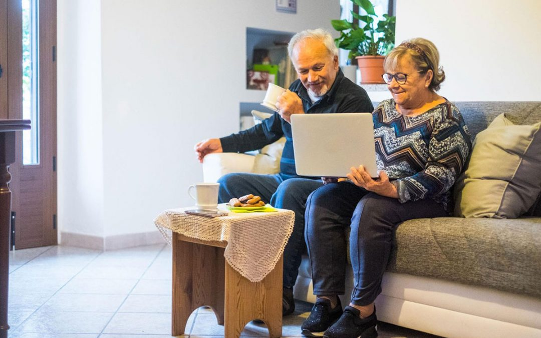 How to help seniors use technology
